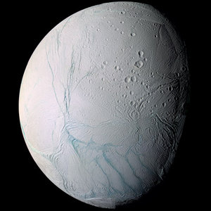 Zooming in on Enceladus