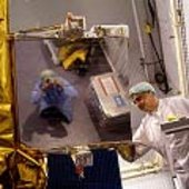 CryoSat's thermal covers