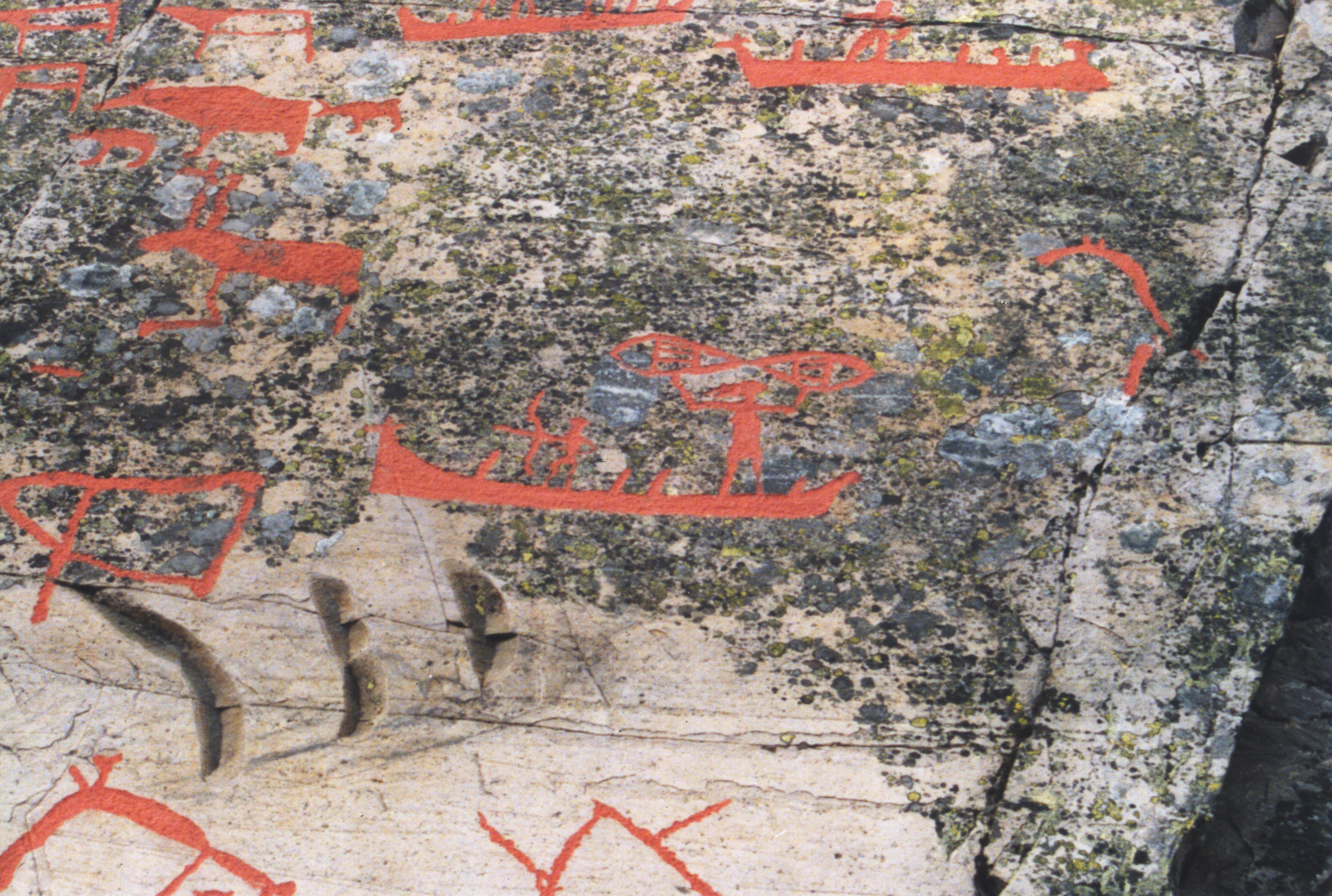 Rock carvings at alta norway images and stock photos page