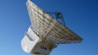 Cebreros station, in Spain, is part of the Estrack network and one of ESA's three 35m deep-space tracking stations