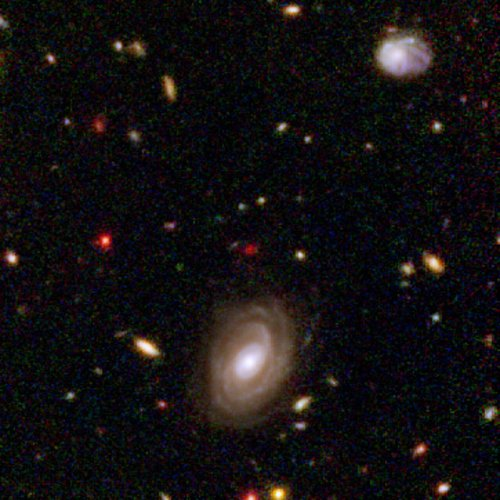 Hubble's  NICMOS view