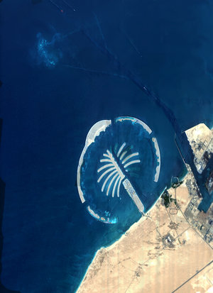 Palm Island, Jebel Ali