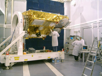 Preparation of CryoSat for the SIRAL test
