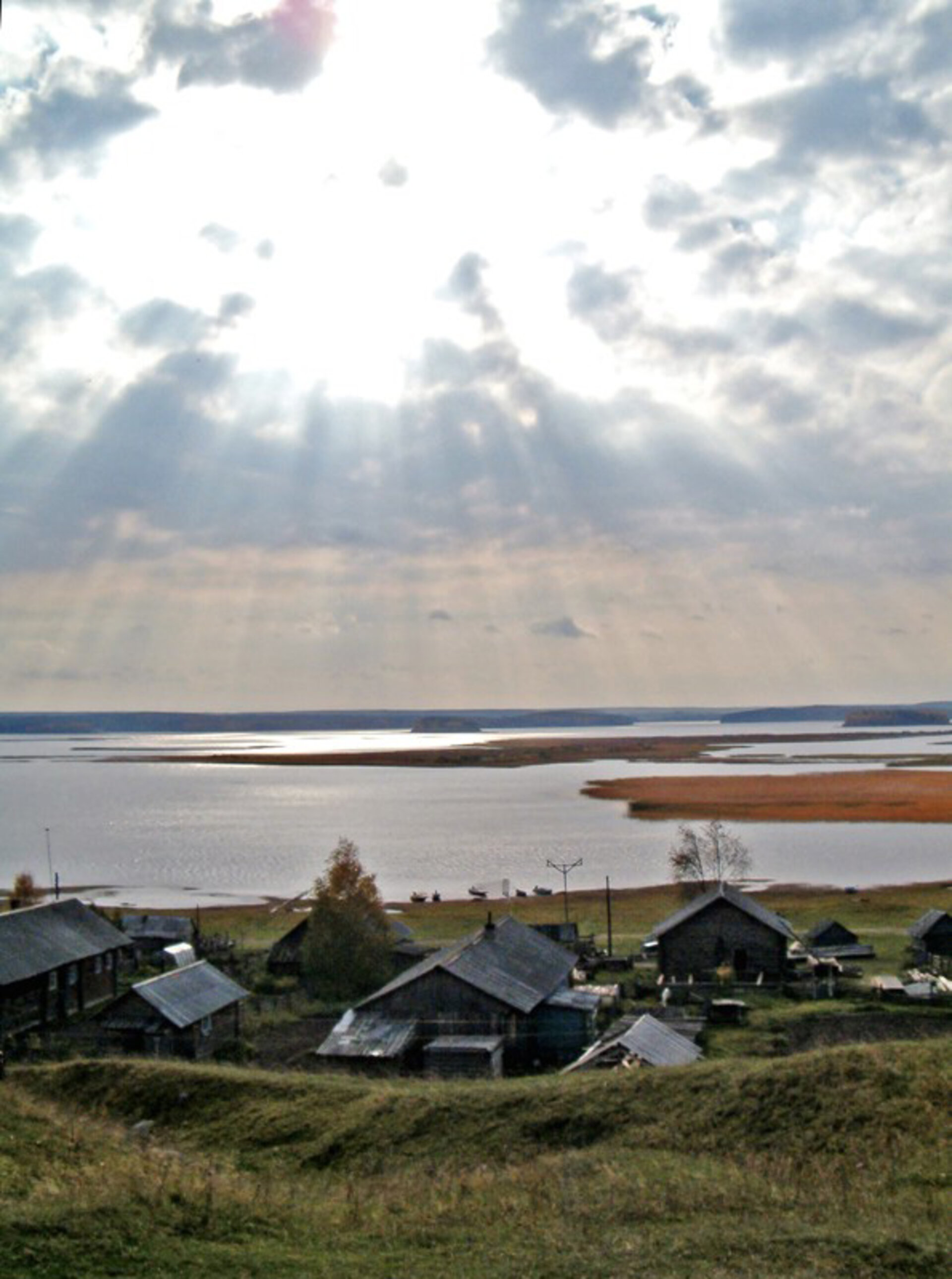 View over Lake Kenozero