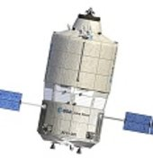Artist's impression of ESA's ATV