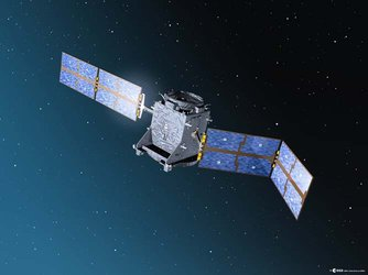 GSTB-V2/A deploys its solar arrays