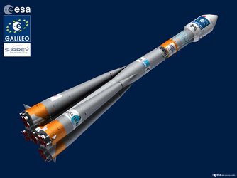 GSTB-V2/A launch - Soyuz/Fregat launch vehicle