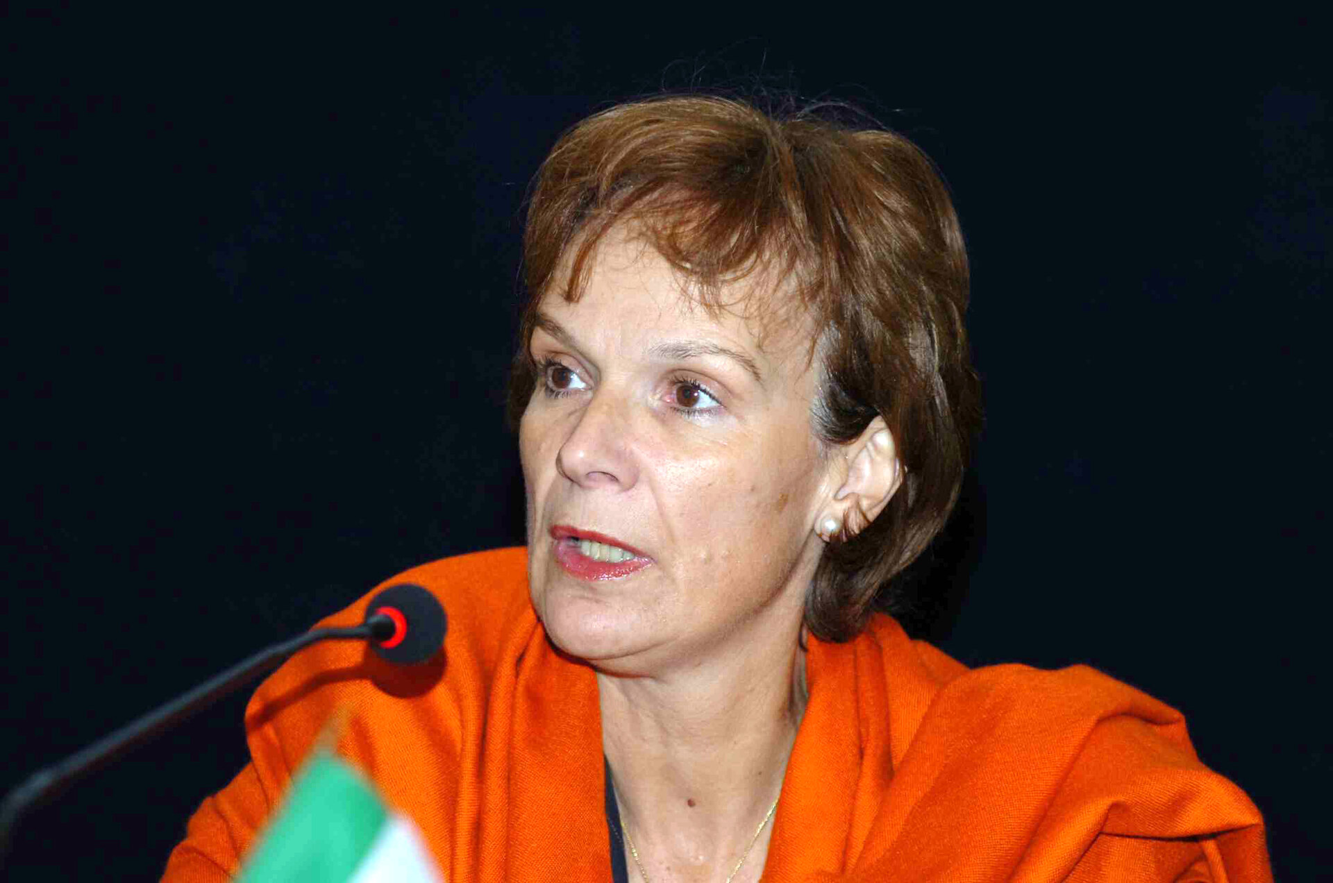 Francoise Bouzitat, Arianespace Financial Director