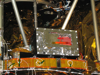 GERB instrument on MSG-2
