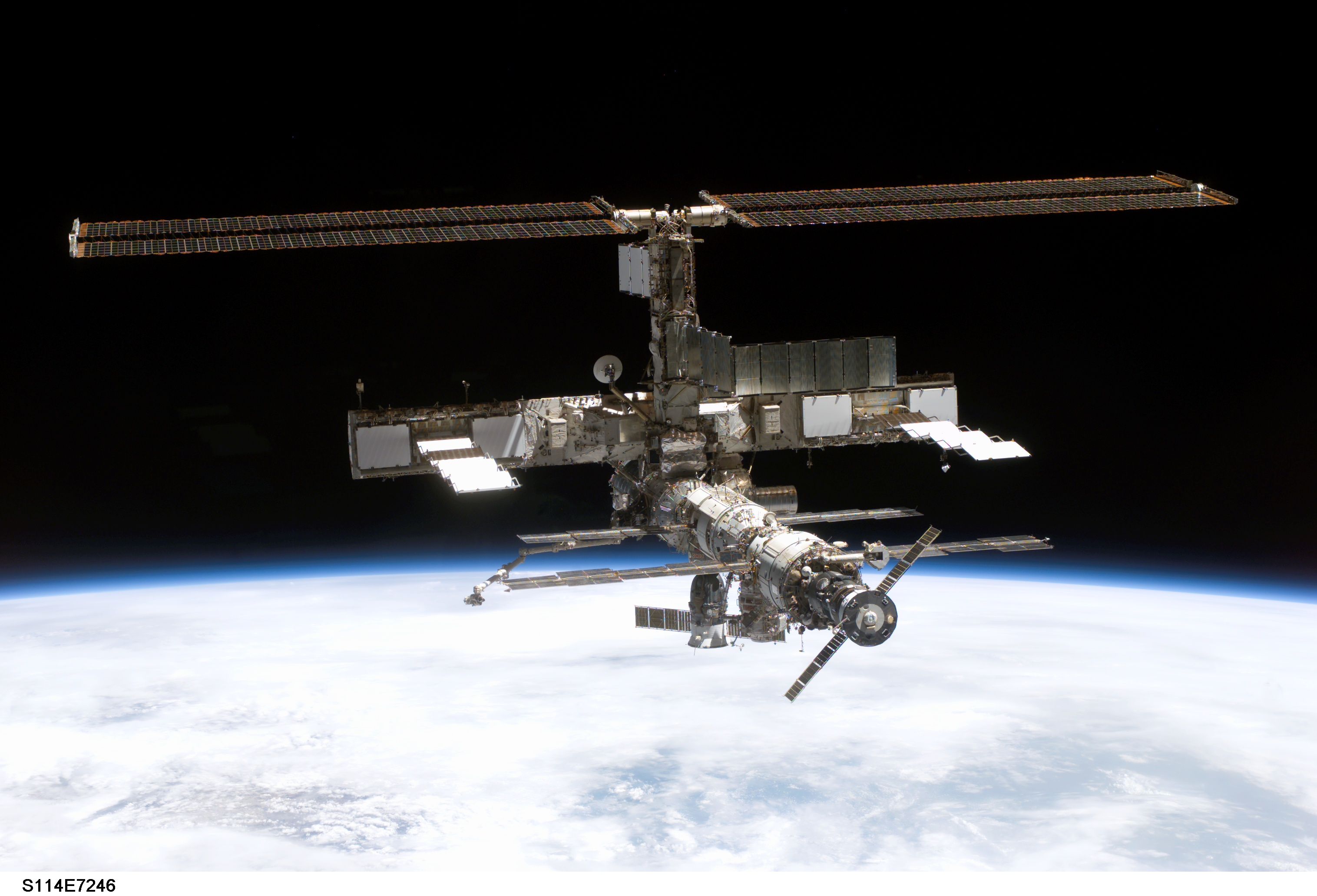 space shuttle iss - photo #27