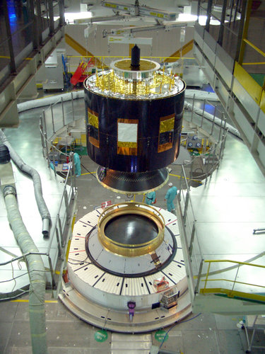 MSG-2 installation on the launcher
