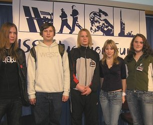 Students from Norway