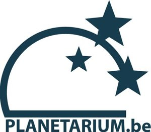 Logo of Brussels planetarium