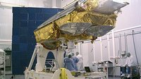 CryoSat in the clean room: the absorbing wall