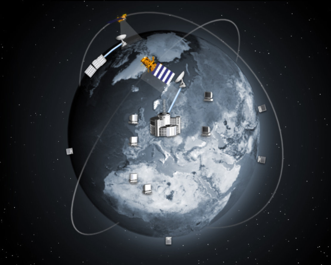 Europe's new MetOp weather satellite reaches polar orbit ...