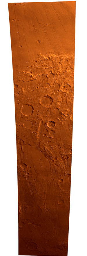 The Claritas Fossae region of Mars