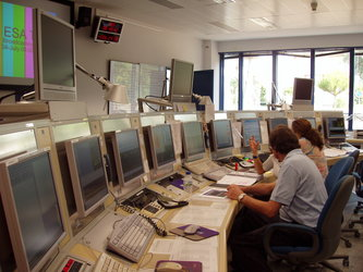 XMM-Newton Science Operations Centre (SOC) at ESAC
