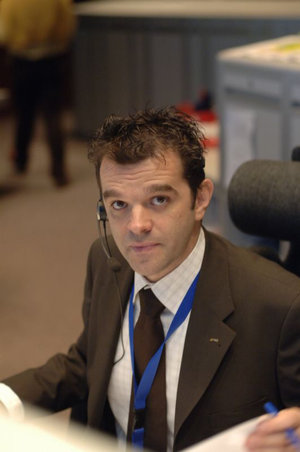 Andrea Accomazzo, ESA Venus Express Spacecraft Operations Manager