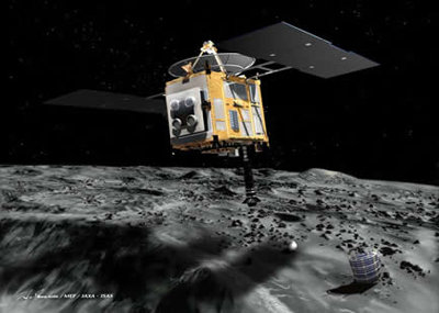 hayabusa space mission - photo #14