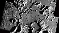 Mayer and Bond craters as seen by SMART-1