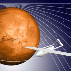 An Unmanned Aerial Vehicle for Mars