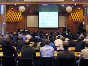 Workshop on tools and facilities for Galileo receivers