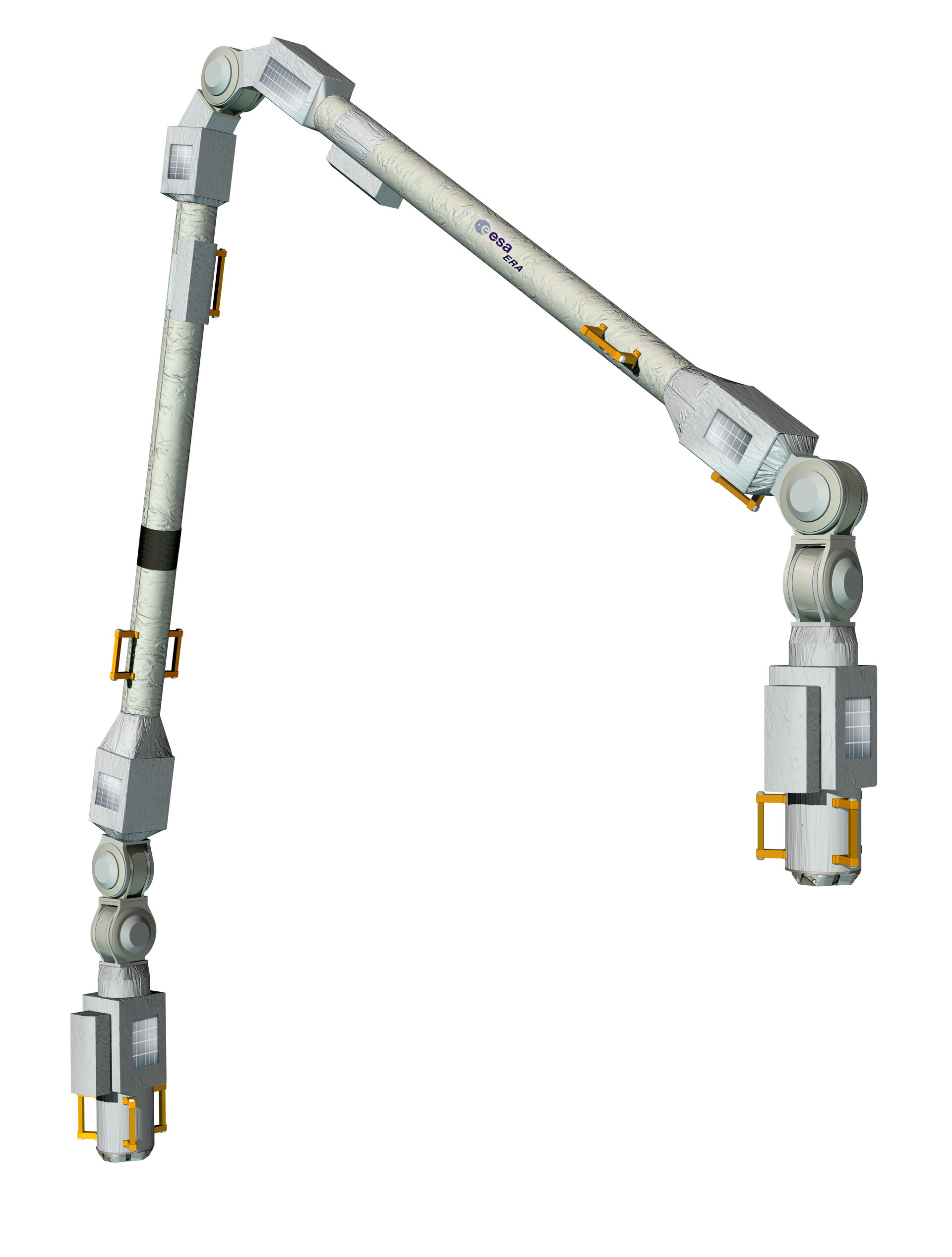 Artist's impression of European Robotic Arm (ERA)