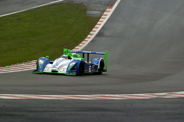 ESA technology in motor sports