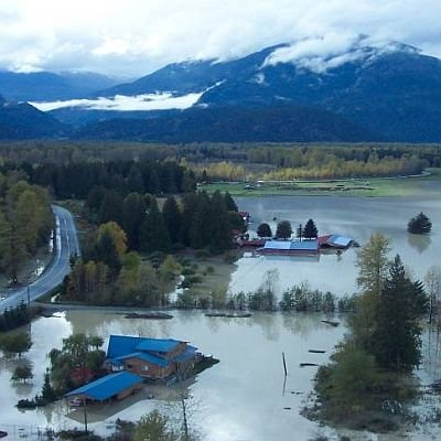 Flooding in British Columbia