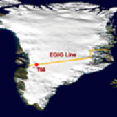 Greenland, EGIG line and T05