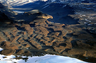 The Dry Valleys in coastal East Antarctica