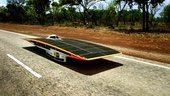The Nuna II wins World Solar Challenge 2003