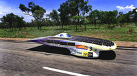 Nuna solar car uses space material