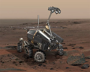 ExoMars rover lands on Red Planet