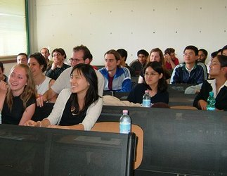 EuMAS students attended the first ESA lecture series at the University of Pisa