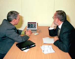 6000 face-to-face business meetings arranged at ISD2006