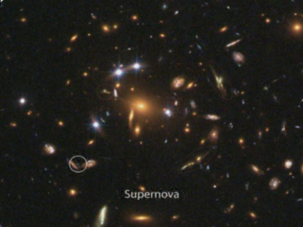 Hubble captures a 'quintuple' quasar / Space Science / Our ...
