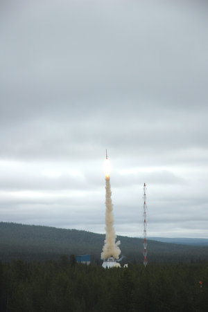 TEXUS 43 launched on 11 May 2006 at 08:12 UT