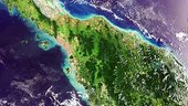 The Malaysian Peninsula