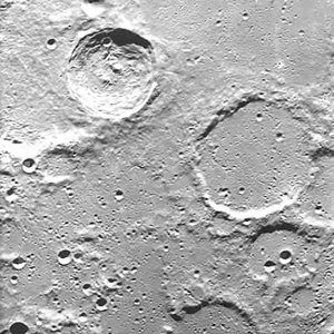 Carpenter crater