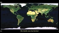 Mosaic of global land cover