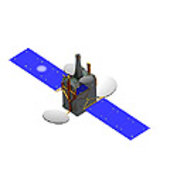 Small geostationary satellite
