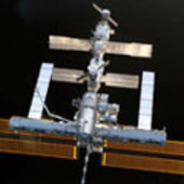 View of the ISS