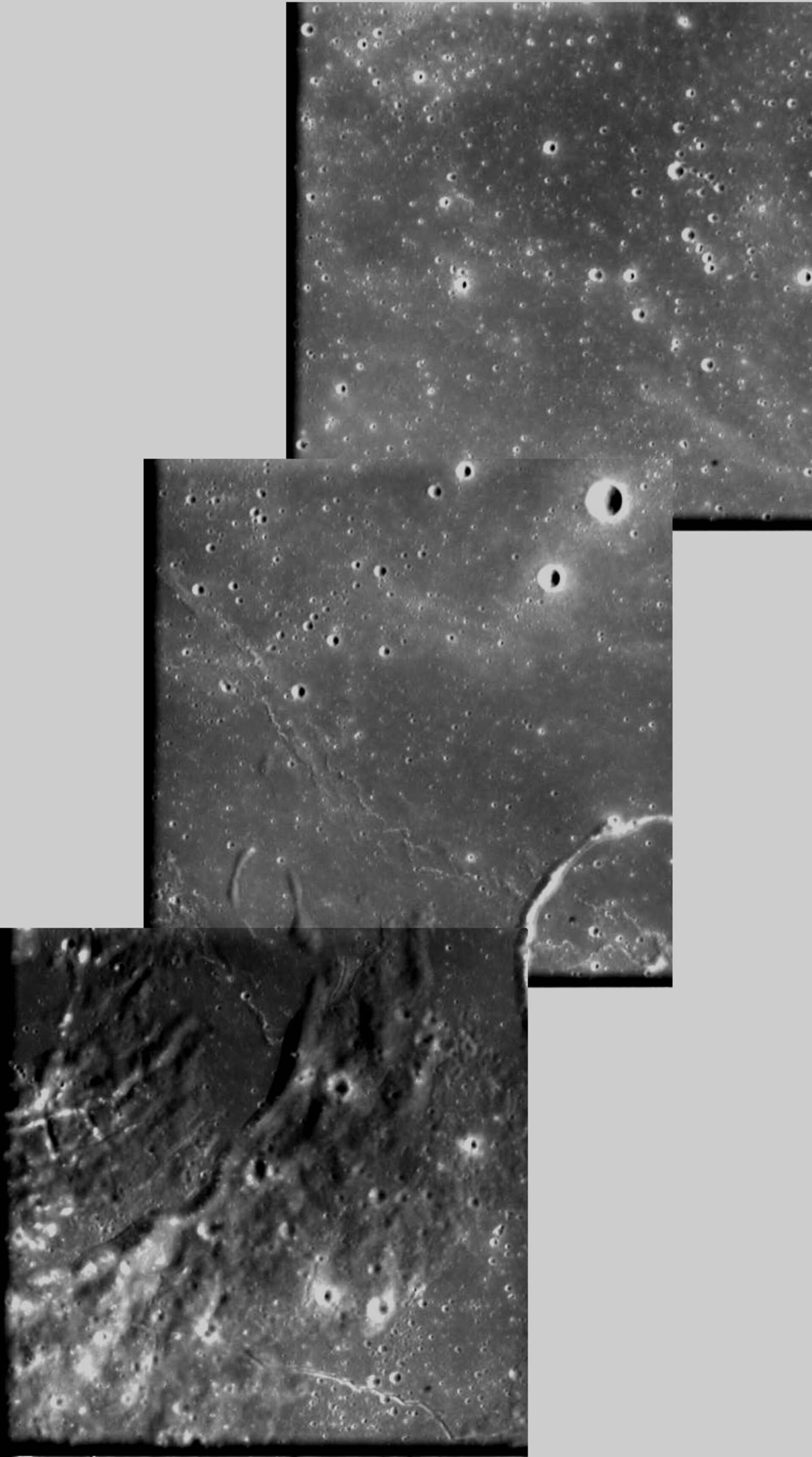 A view of Mare Humorum from SMART-1