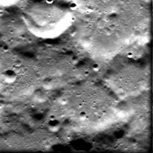 Ancient and eroded lunar far side