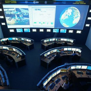 control centres international space station human spaceflight our activities esa. Black Bedroom Furniture Sets. Home Design Ideas