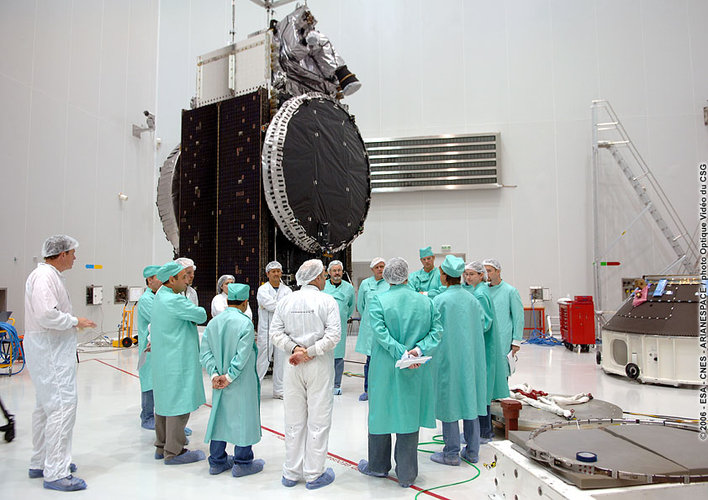 Fit check of JCSAT 10