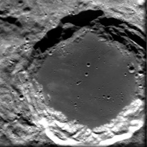 Lomonosov crater