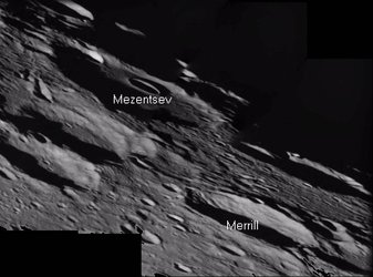 SMART-1's oblique look on the north lunar far west