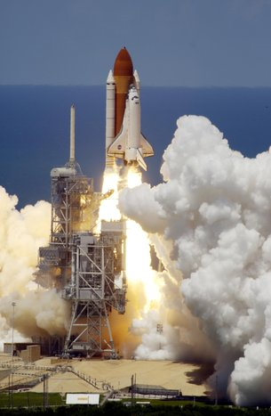 New Shuttle launch dates announced / International Space ...
